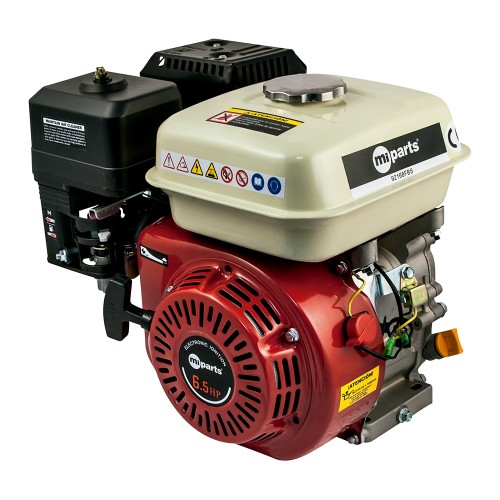 MOTOR GASOLINA MT-200 4T OHV 6.5HP TIPO S 20X50