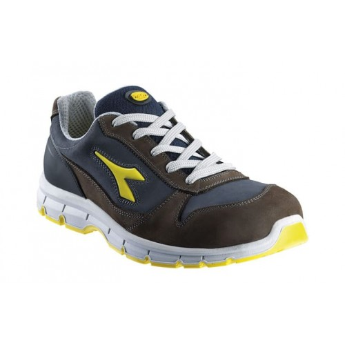 ZAPATILLA SEGURIDAD RUN TEXTILE LOW
