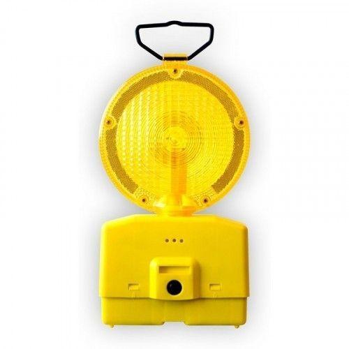 SEÑALIZADOR EMERGENCIA LED c/soporte metalico